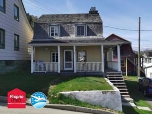 10275204 - Maison à 1 étage et demi à vendre