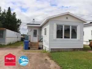 10742945 - Maison mobile à vendre