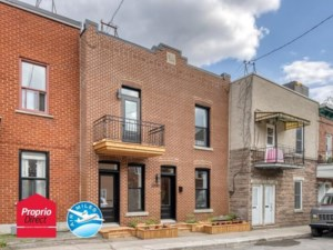 20905945 - Maison à étages à vendre