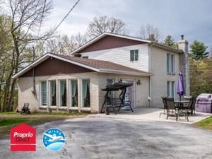 20091535 - Maison à étages à vendre