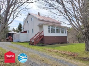 11697893 - Maison à 1 étage et demi à vendre