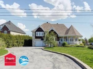 10801699 - Maison à 1 étage et demi à vendre