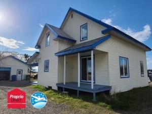 12235452 - Maison à 1 étage et demi à vendre