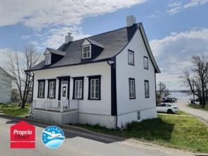 11073013 - Maison à 1 étage et demi à vendre