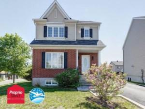 16399916 - Maison à étages à vendre