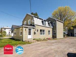 18657218 - Maison à étages à vendre