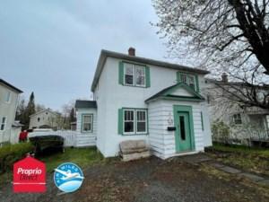 19343118 - Maison à étages à vendre