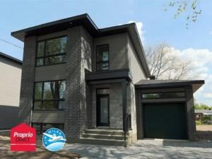 15534818 - Maison à étages à vendre