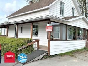 20864522 - Maison à 1 étage et demi à vendre