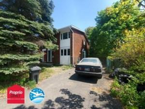 10666639 - Maison à étages à vendre