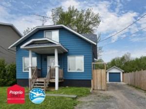 21042436 - Maison à 1 étage et demi à vendre