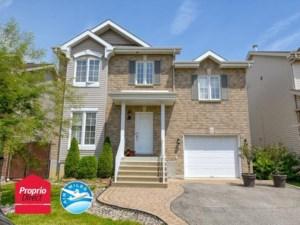 16329438 - Maison à étages à vendre