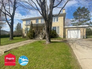 12630204 - Maison à étages à vendre