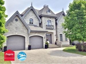 14399126 - Maison à étages à vendre