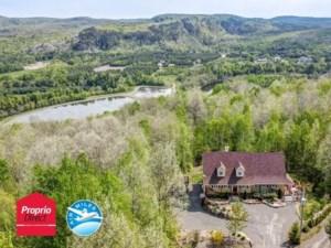 24428641 - Maison à 1 étage et demi à vendre