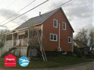 12836949 - Maison à 1 étage et demi à vendre