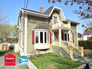 13252432 - Maison à 1 étage et demi à vendre