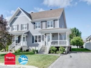 25020631 - Cottage-jumelé à vendre