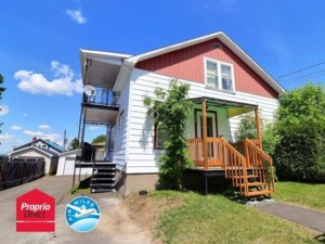 14214535 - Maison à 1 étage et demi à vendre