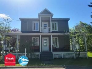 23501394 - Maison à étages à vendre