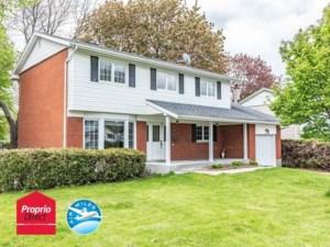 20730090 - Maison à étages à vendre