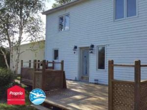 21487364 - Maison à étages à vendre