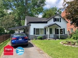 24439128 - Maison à 1 étage et demi à vendre