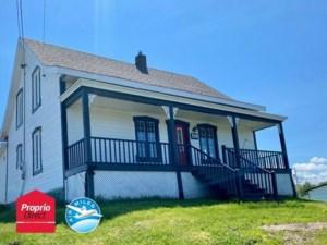 16629021 - Maison à 1 étage et demi à vendre
