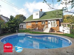 17765218 - Maison à étages à vendre