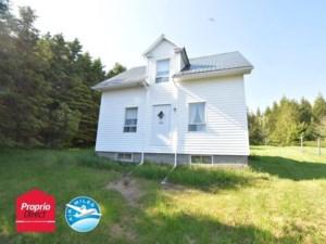 19246573 - Maison à 1 étage et demi à vendre