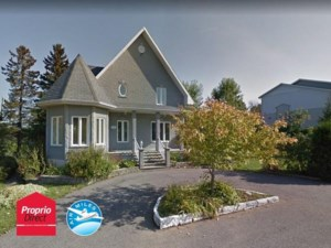 20280192 - Maison à étages à vendre