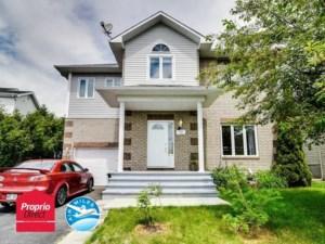 21585220 - Maison à étages à vendre
