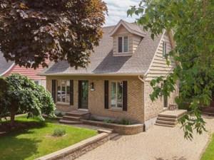 9012611 - Maison à 1 étage et demi à vendre