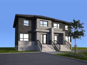 9177739 - Cottage-jumelé à vendre