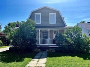 26896593 - Maison à 1 étage et demi à vendre