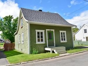 13167228 - Maison à 1 étage et demi à vendre