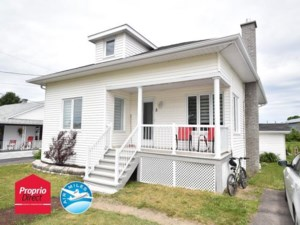 25774393 - Maison à 1 étage et demi à vendre