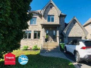 19536241 - Maison à étages à vendre