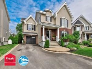 21737752 - Maison à étages à vendre