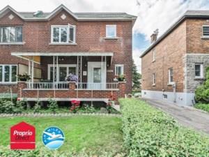 22485743 - Cottage-jumelé à vendre