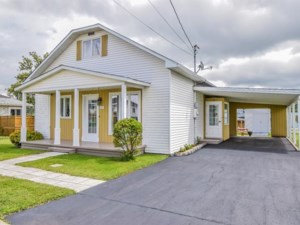 18450236 - Maison à 1 étage et demi à vendre
