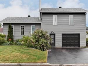 25020420 - Maison à paliers à vendre