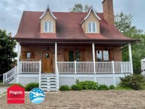 20519744 - Maison à 1 étage et demi à vendre