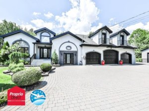 23651766 - Maison à 1 étage et demi à vendre