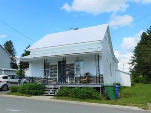 23690635 - Maison à 1 étage et demi à vendre
