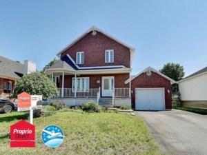 13500863 - Maison à étages à vendre