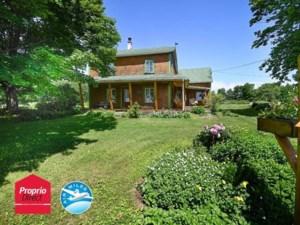 20908065 - Maison à étages à vendre