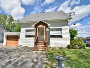 19315437 - Maison à 1 étage et demi à vendre