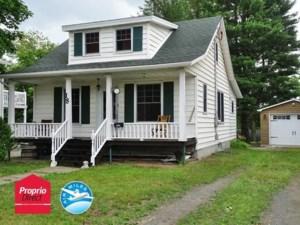 13724966 - Maison à 1 étage et demi à vendre