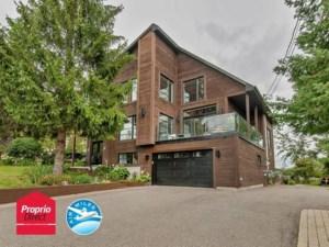 21909215 - Maison à étages à vendre